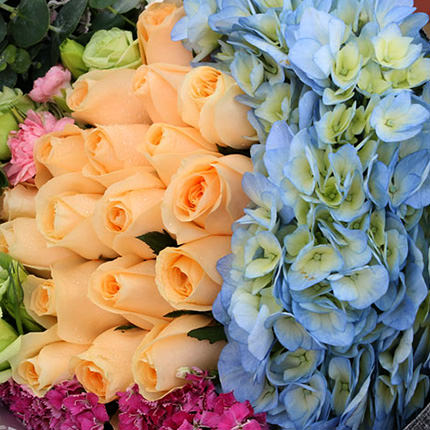"Bouquet ""I'm with you ..."" - delivery in Ukraine"
