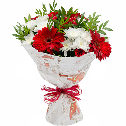 "Bouquet ""Strong Love"" - delivery in Ukraine"