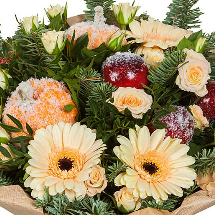 """Bouquet """"Surprise for the New Year"""" - delivery in Ukraine"""