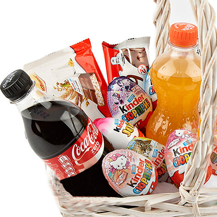 "Gift basket ""New Year's Miracle!"" - order with delivery"