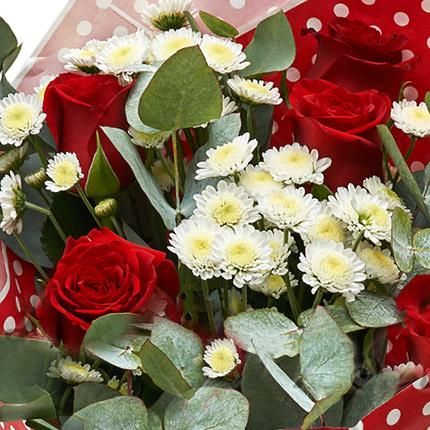 """Букет для коханої """"День Кохання"""" - замовити з доставкою"""