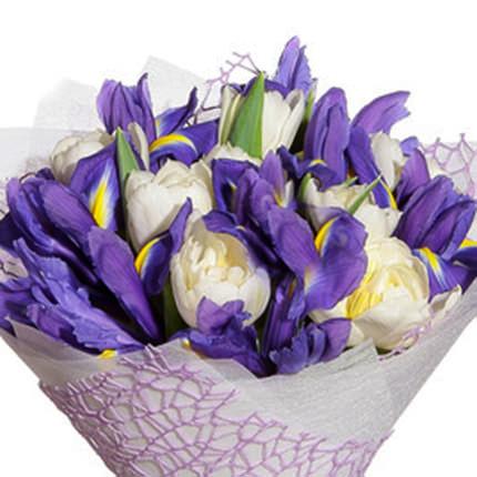 """Gentle bouquet """"Spring freshness"""" - delivery in Ukraine"""