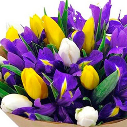 "Bouquet ""Spring rays"" - delivery in Ukraine"