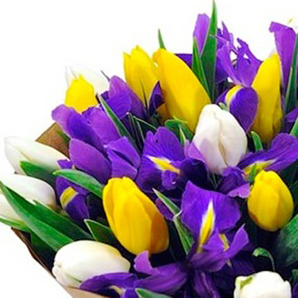 "Bouquet ""Spring rays"" - order with delivery"
