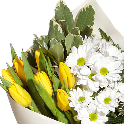 """Bouquet """"Compliment for a sweet lady"""" - order with delivery"""