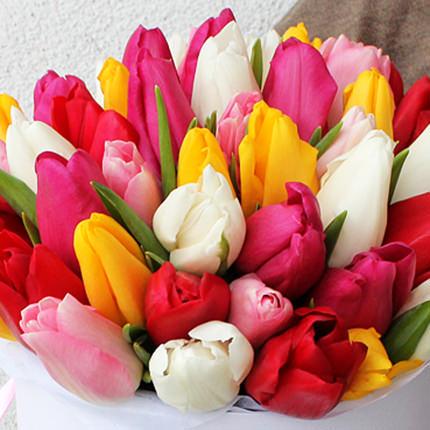 """Квіти в коробці """"Жіночий день!"""" - доставка по Україні"""