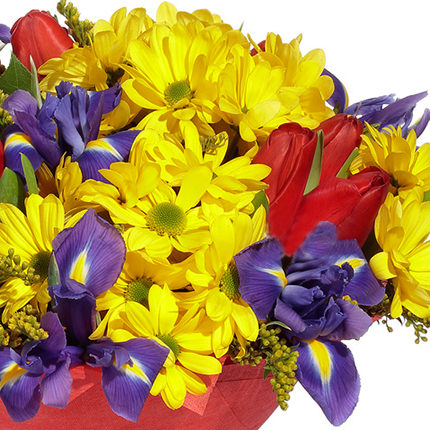 "Bouquet ""Congratulation from the heart!"" - delivery in Ukraine"