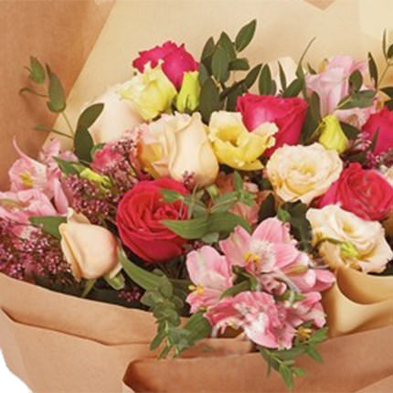 """Bouquet """"Heartbeat"""" - order with delivery"""