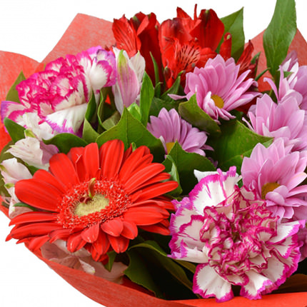 "Bouquet ""To my beloved Grandmother"" - order with delivery"
