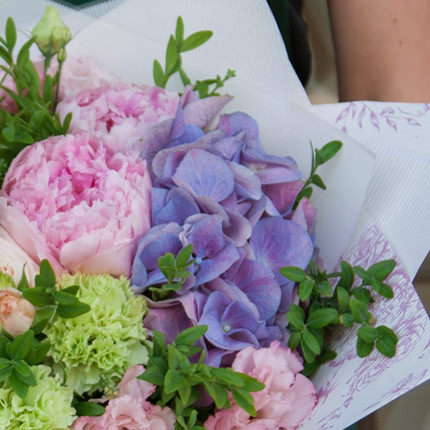 """Bouquet """"For the most gentle and beloved!"""" - delivery in Ukraine"""