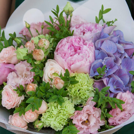 """Bouquet """"For the most gentle and beloved!"""" - order with delivery"""