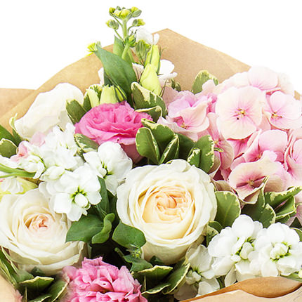 """Bouquet """"Pleasant present"""" - order with delivery"""