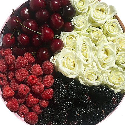 "Composition ""Assorted of berries"" - delivery in Ukraine"