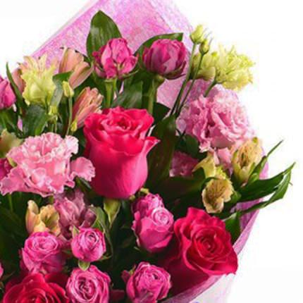 "Bright bouquet ""Romantic mood"" - delivery in Ukraine"
