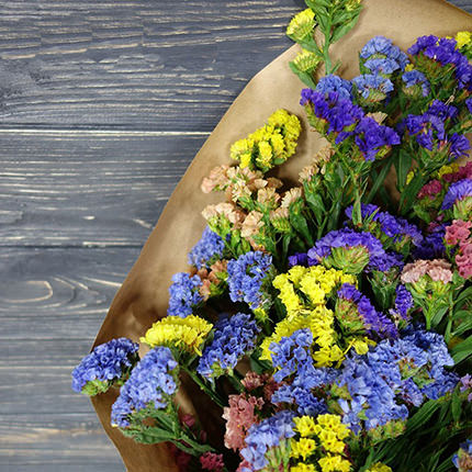"""Bright bouquet """"Happy Together!"""" - order with delivery"""
