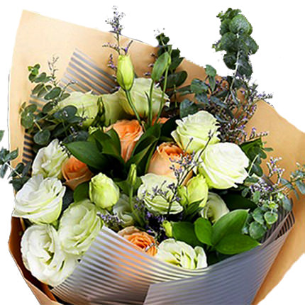 "Stylish bouquet ""Attraction"" - delivery in Ukraine"