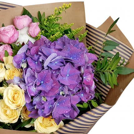 "Stylish bouquet ""Cleopatra"" - delivery in Ukraine"