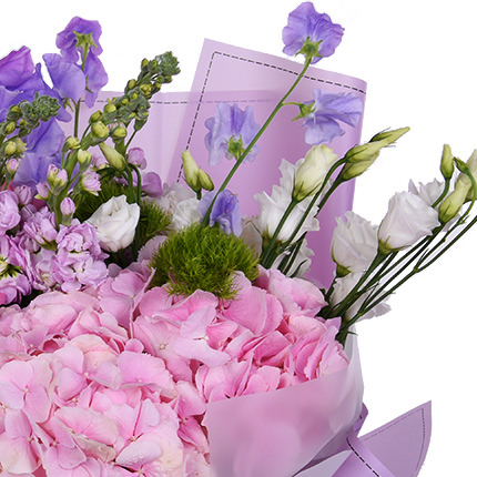 "Summer bouquet ""Romance"" - delivery in Ukraine"