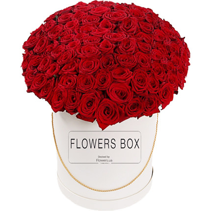 1000 red roses! - delivery in Ukraine