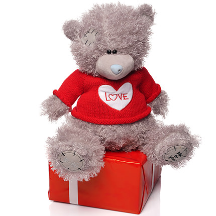 Teddy Bear (big) - order with delivery