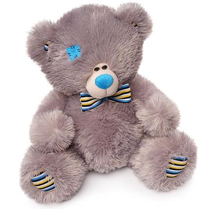 Ведмедик сірий  (в латках) - замовити з доставкою