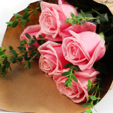 "Romantic bouquet ""Arrows of Cupid!"" - delivery in Ukraine"