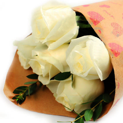 "Romantic bouquet ""At first glance"" - delivery in Ukraine"