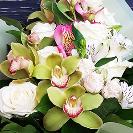 "Bouquet ""The best in the world"" - delivery in Ukraine"