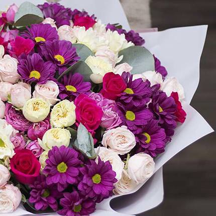 "Bouquet ""All for you ...!"" - delivery in Ukraine"