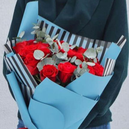 "Stylish bouquet ""Perfection"" - delivery in Ukraine"
