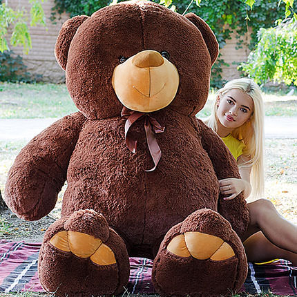 """Bear """"Giant"""" (2 meters) - order with delivery"""