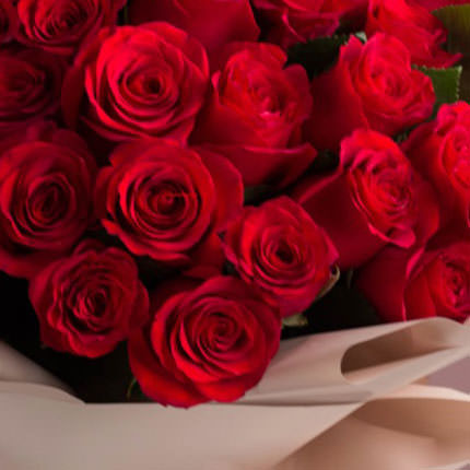 "Bouquet ""35 red roses"" - order with delivery"