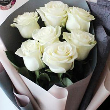 "Bouquet ""Elegant curtsy"" - delivery in Ukraine"