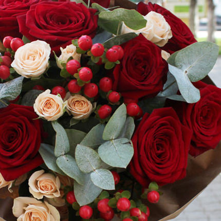 "Bouquet ""Coasts of love!"" - delivery in Ukraine"