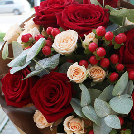 "Bouquet ""Coasts of love!"" - order with delivery"