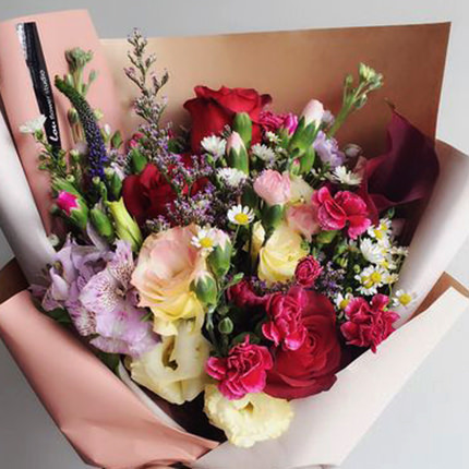 "Bouquet ""My unearthly love!"" - delivery in Ukraine"