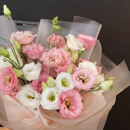 """Delicate bouquet """"Viennese Waltz"""" - order with delivery"""