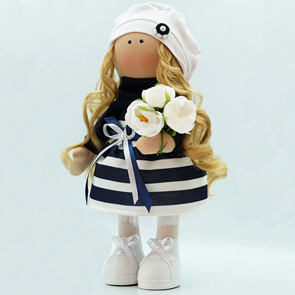 Cute baby doll - order with delivery