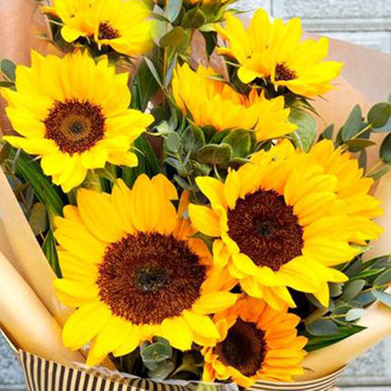 """Bouquet """"Sunny Day"""" - order with delivery"""