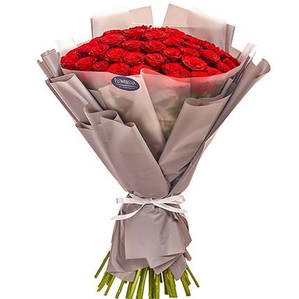 """Букет """"51 червона троянда"""" - замовити з доставкою"""