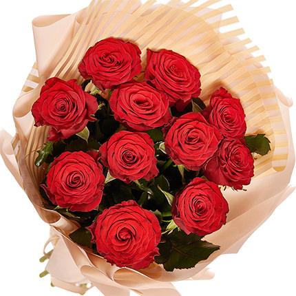 """Букет """"11 красных роз"""" - доставка по Украине"""