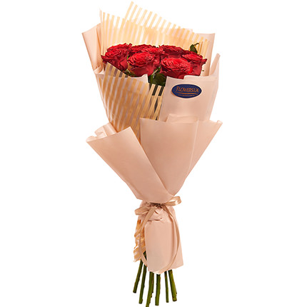 "Bouquet ""11 red roses"" - order with delivery"