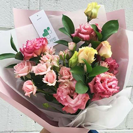 "Bouquet ""My number №1"" - delivery in Ukraine"