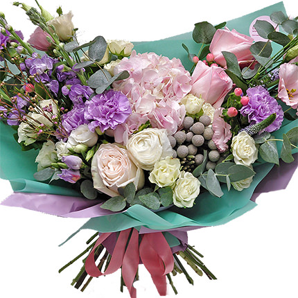 "Bouquet ""Under the sails of love"" - delivery in Ukraine"