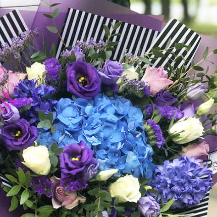 "Bouquet ""Summer evening"" - delivery in Ukraine"