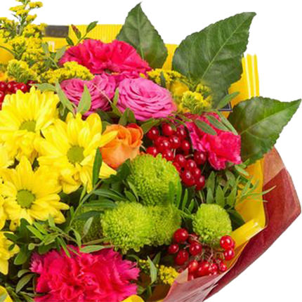 """Bouquet """"For September's holiday!"""" - delivery in Ukraine"""