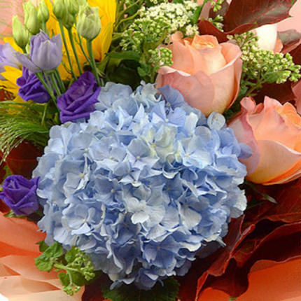 """Autumn bouquet """"Day of Knowledge!"""" - delivery in Ukraine"""