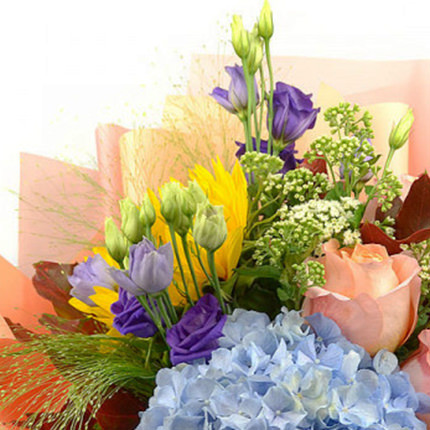 """Autumn bouquet """"Day of Knowledge!"""" - order with delivery"""
