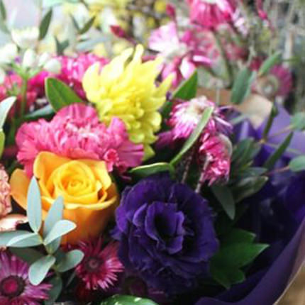 "Bouquet ""Happy time!"" - delivery in Ukraine"