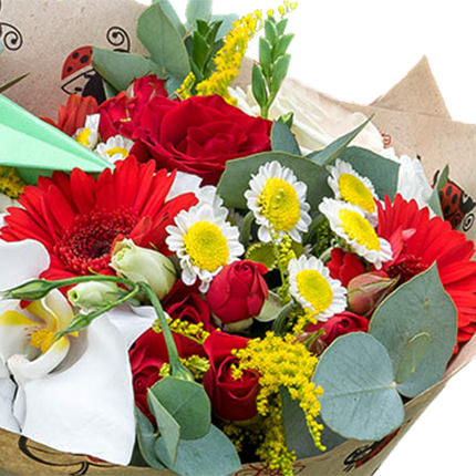 """Bouquet """"Back to school!"""" - delivery in Ukraine"""